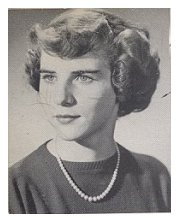 1950 51 Dolores Dowd yearbook